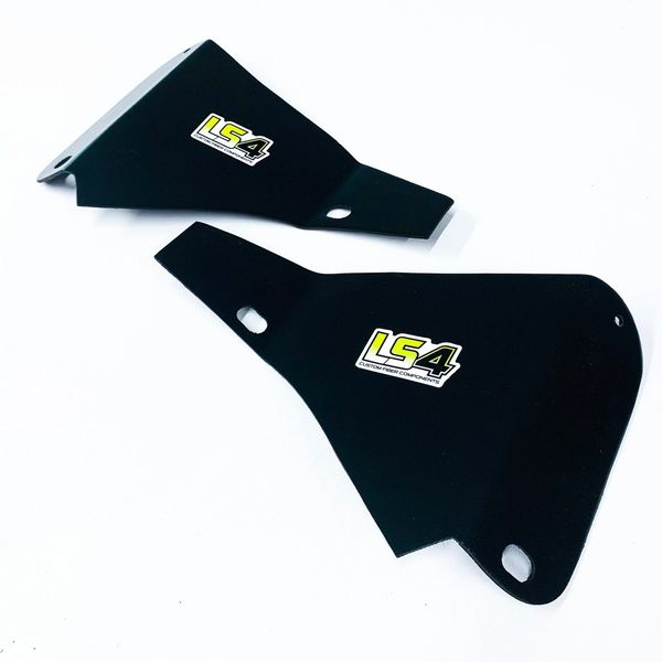 Yamaha YFZ450R Headlight Delete Kit