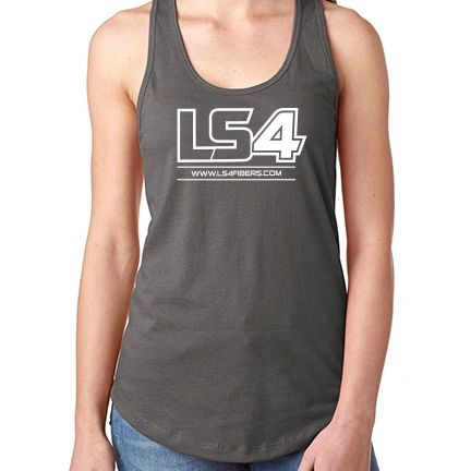 LS4 Women's Racerback Tank Top