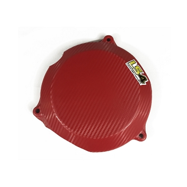Honda TRX450R Clutch Cover Rub Guard