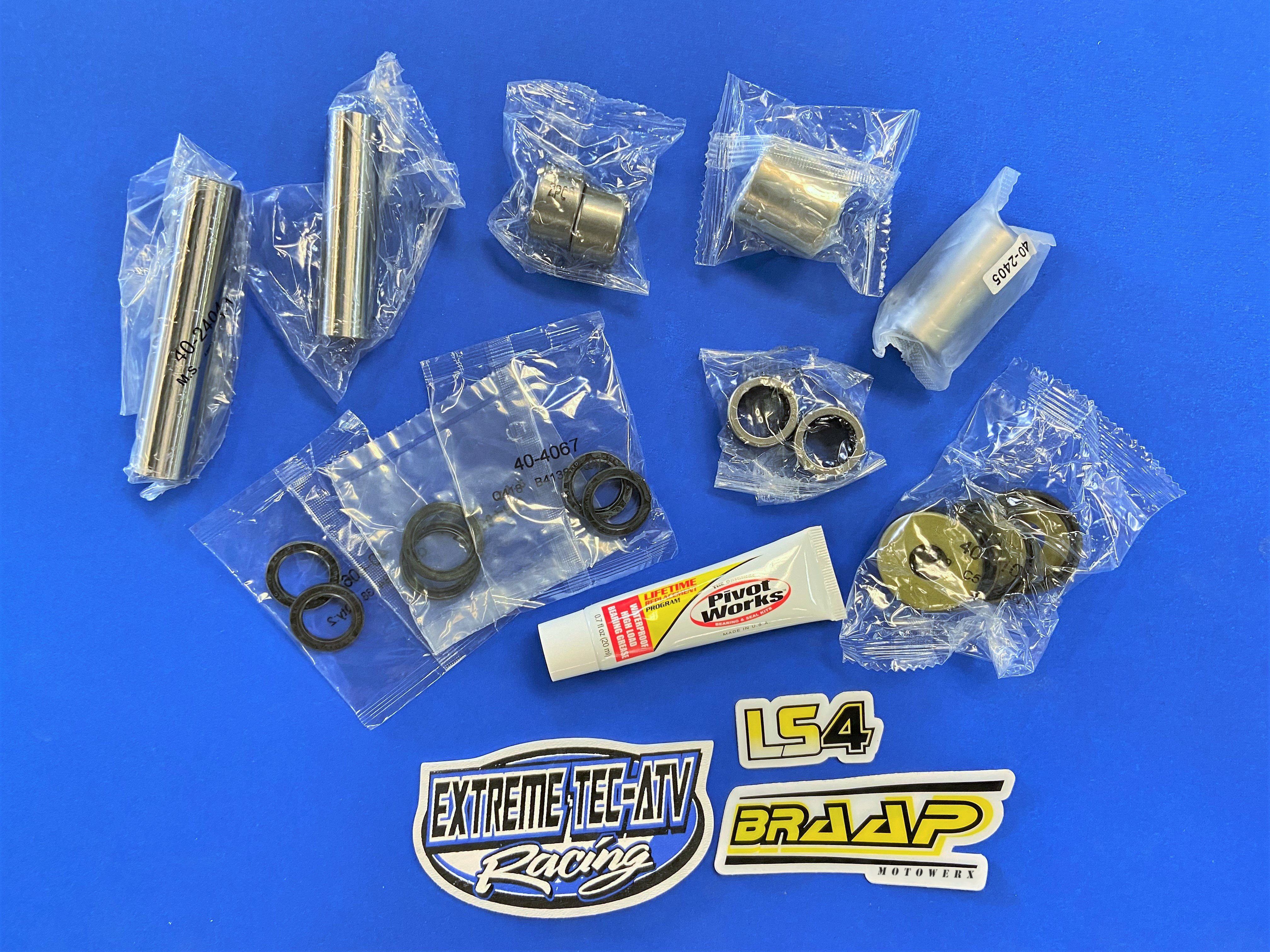 YFZ450R/X Linkage Rebuild Kit