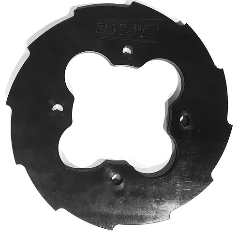 Braap Motowerx KTM ATV Poly Sprocket Guard